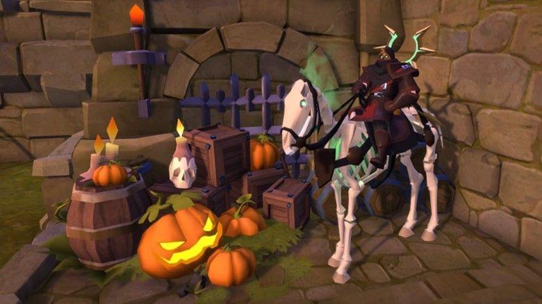 Albion Online Halloween