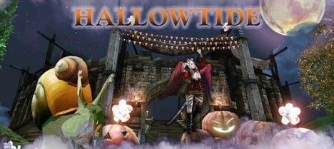 Archeage Halloween Event