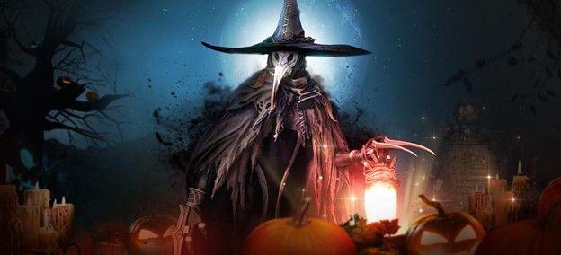 Black Desert Online Halloween Event