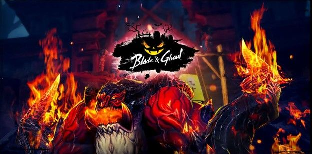 Blade and Sould Blade and Ghoul Event