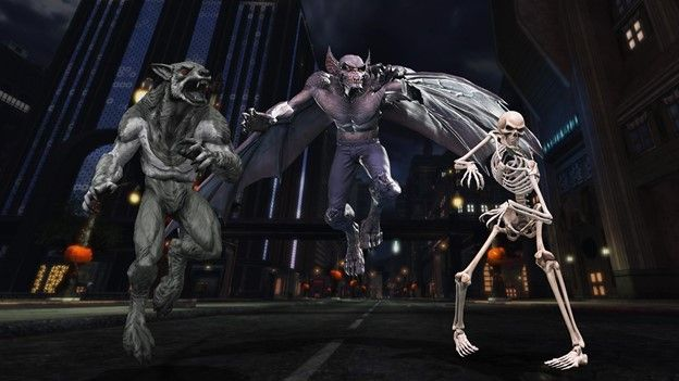 DCUO Witching Hour