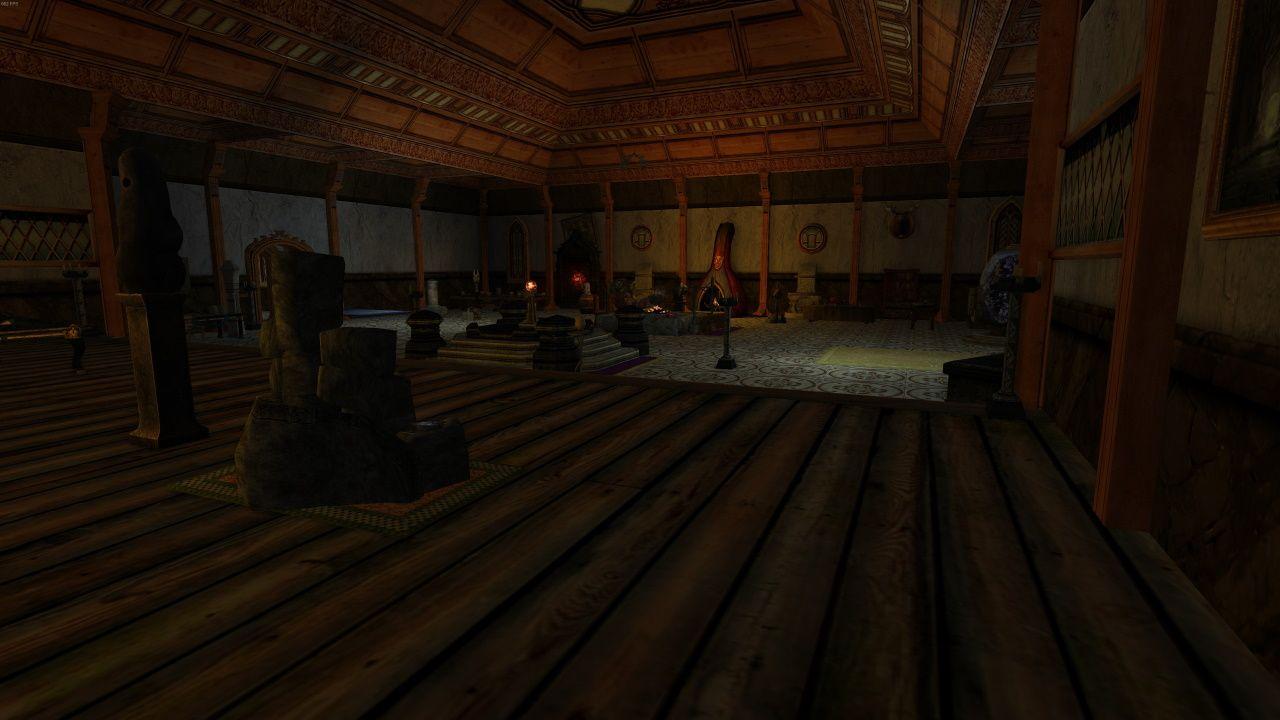Eruchin Kinhouse Interior LotRO
