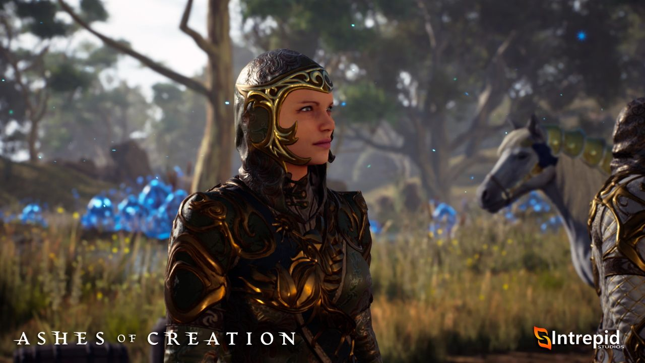 Ashes of Creation Cleric Archetype