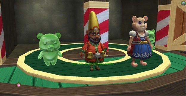Wizard101 Karamelle Toys