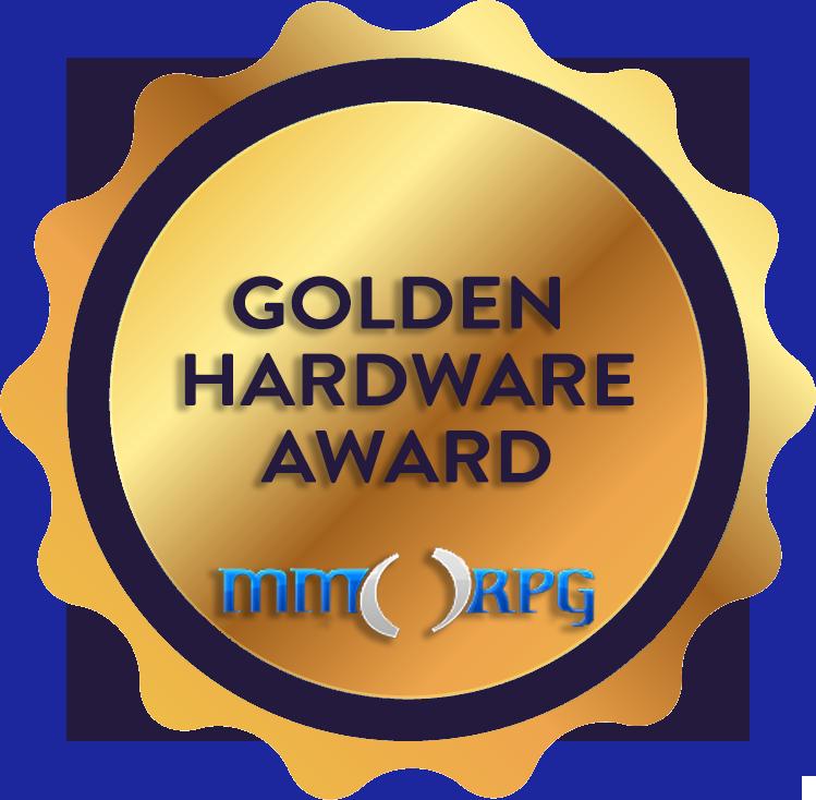 Premio MMORPG Gold Hardware