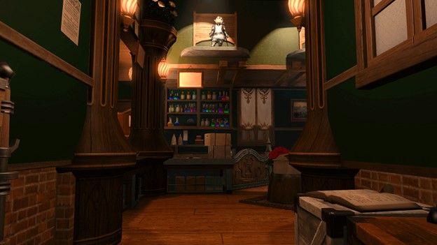 FFXIV Ashen Bride La tienda de RPG
