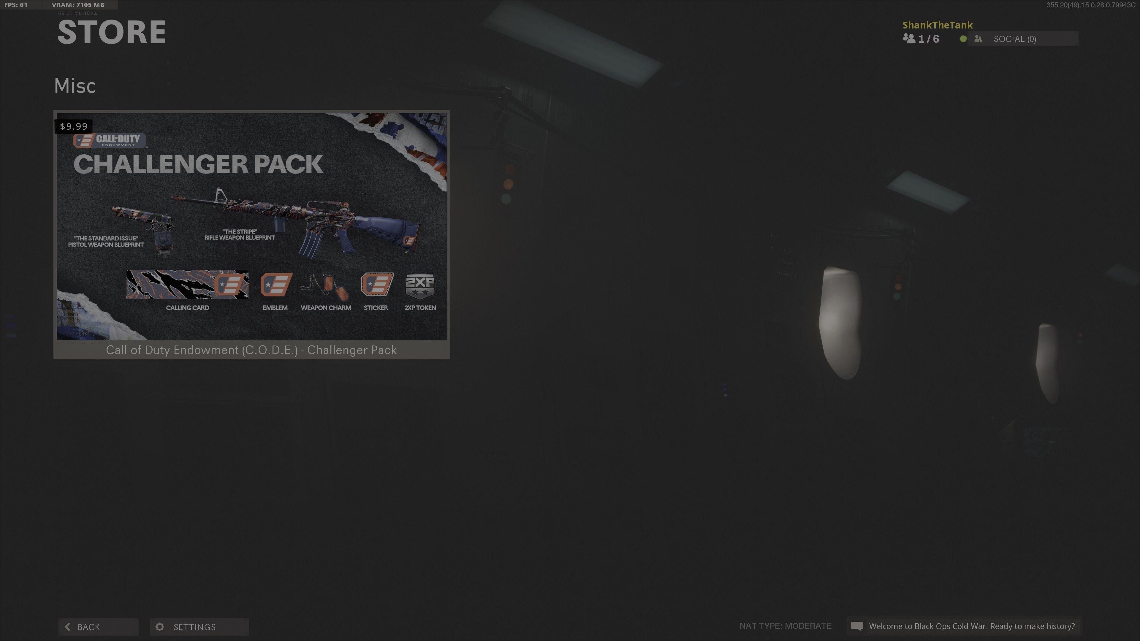 Microtransacciones de Call of Duty Black Ops Cold War
