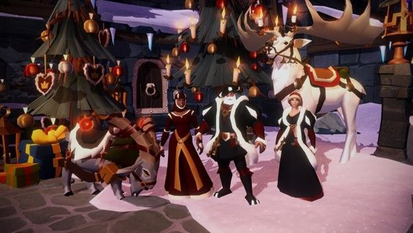 Albion Online Holiday
