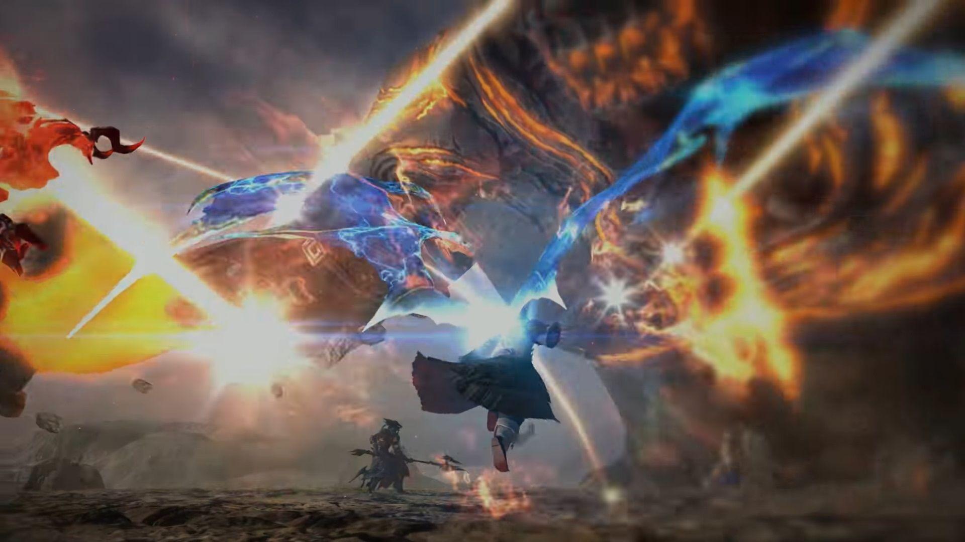 Final Fantasy XIV Limit Break