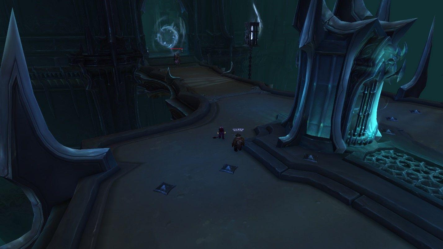 world of warcraft dungeon
