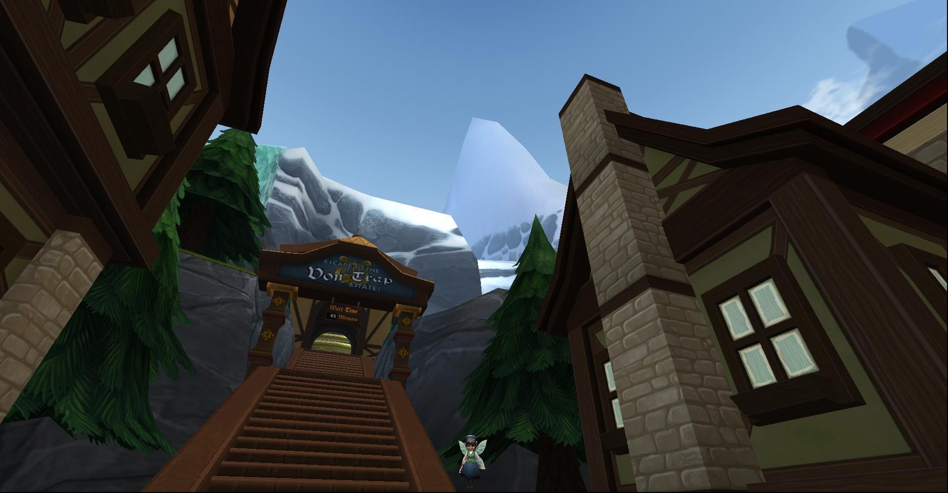 wizard101 mountains