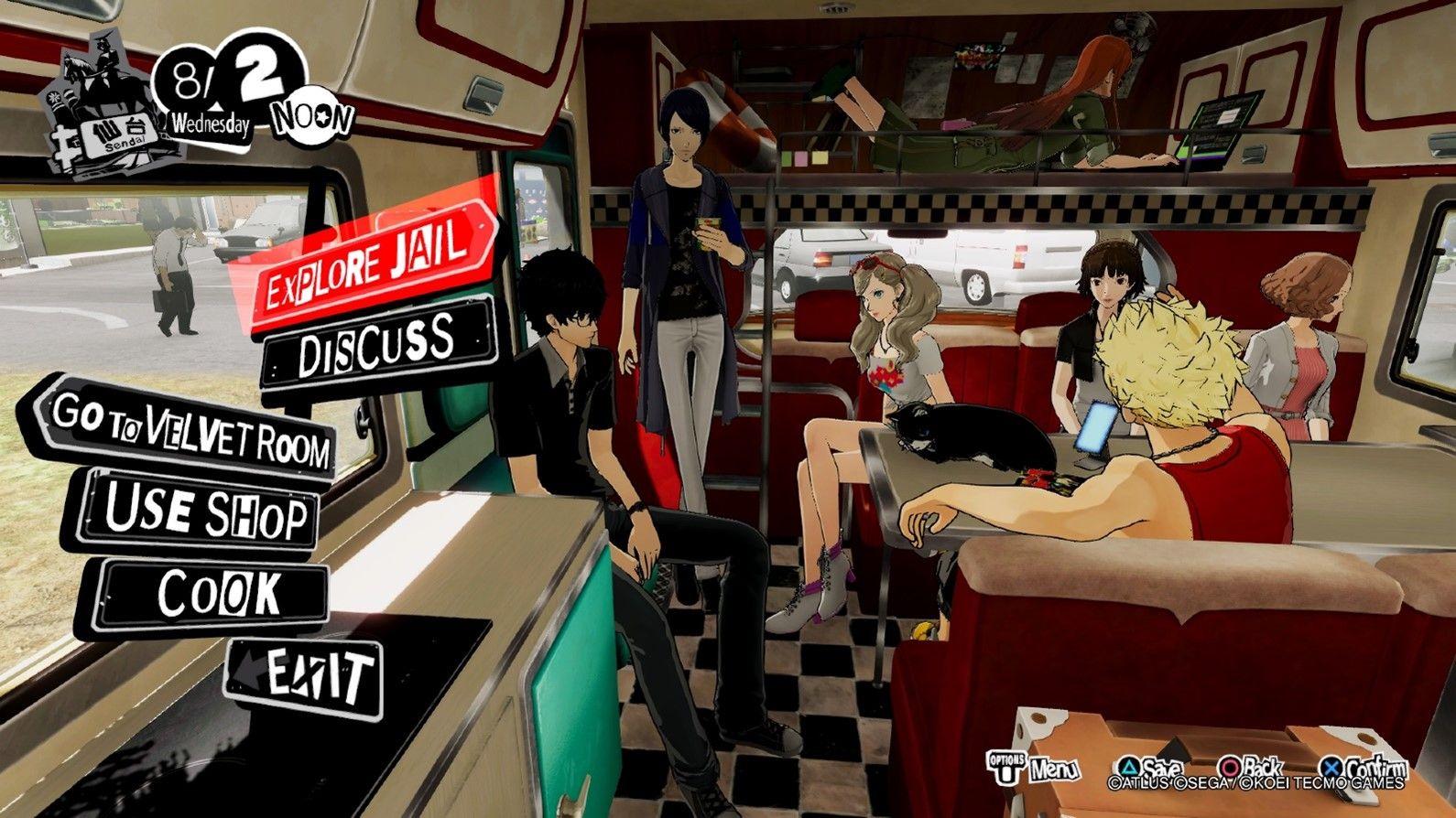 Файлы RPG - Обзор Persona 5 Strikers | MMORPG.com