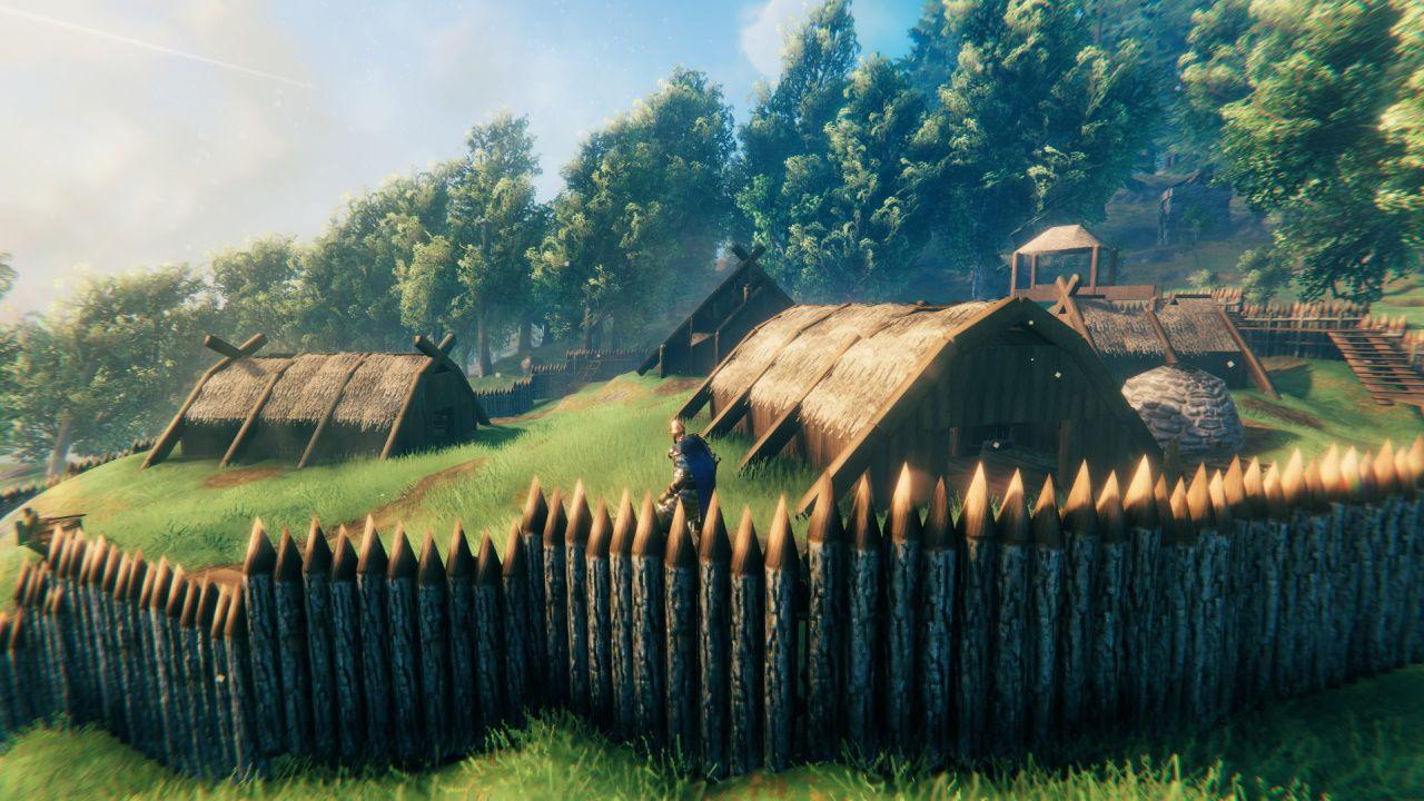 Settlement In Valheim