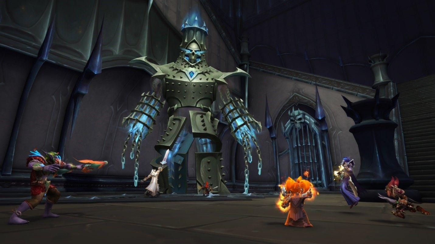 BlizzConline 2021: Интервью разработчика World of Warcraft: Shadowlands | MMORPG.com