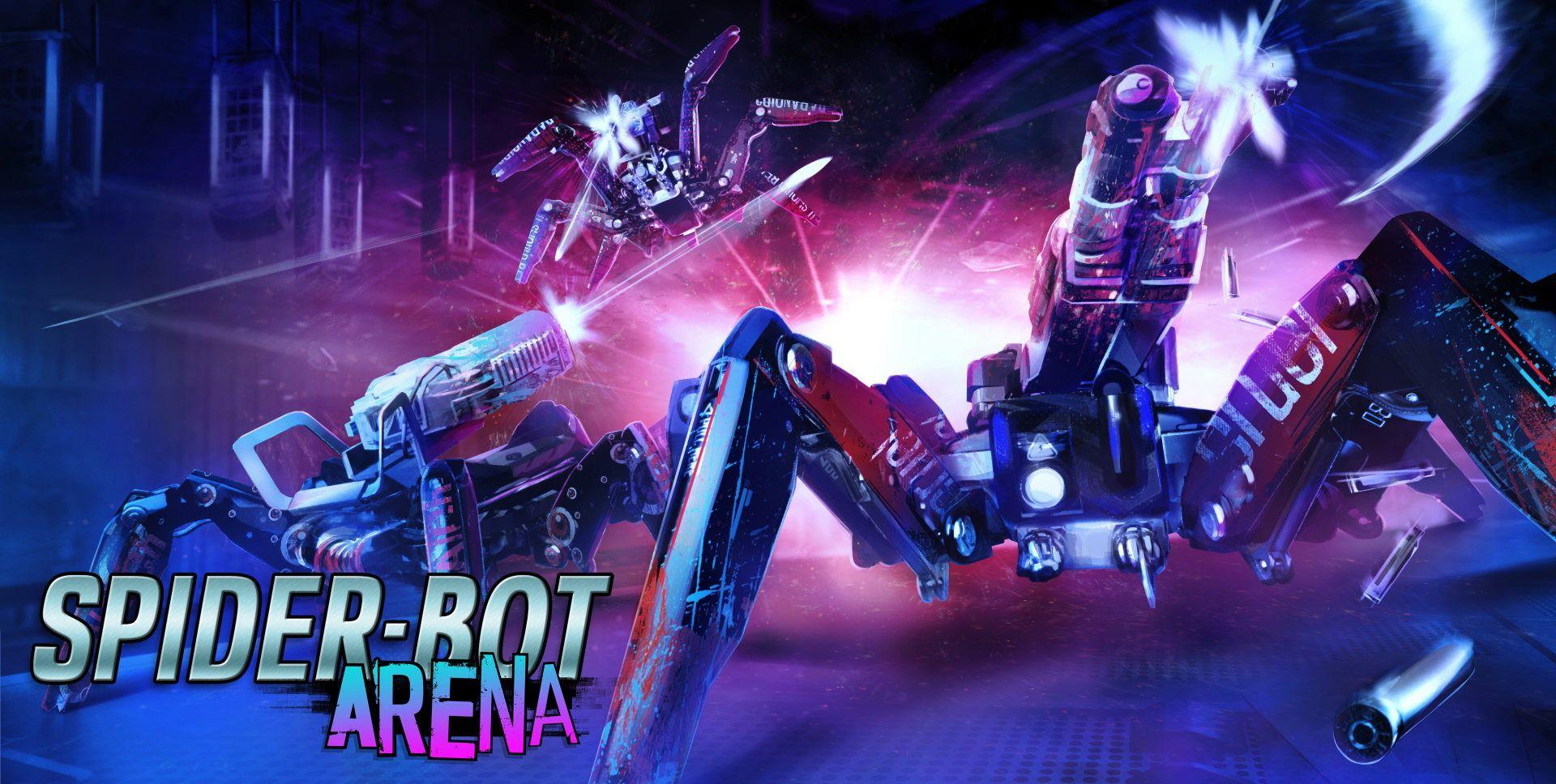 Spiderbot Arena Watch Dogs Legion Online