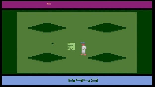 Atari Launch Hype ET