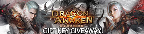 Get Your Gift Key For Dragon Awaken!