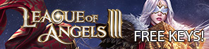 Get Your Gift Key For League of Angels III!