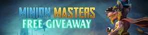 Get Your Free Gift Key For Minion Masters!