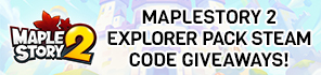Enter for a chance to win a MapleStory 2 Explorer Pack!