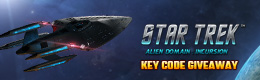 Get Your Gift Key For Star Trek Alien Domain: Incursion!