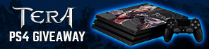 Enter For a Chance To Win A TERA PlayStation 4!