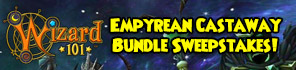 Enter To Win A Empryean Castaway Bundle for Wizard101!