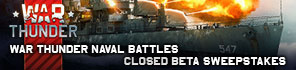 Enter To Win A Closed Beta Key For War Thunder!