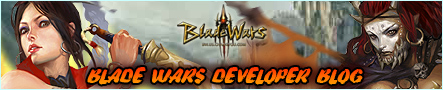 Blade Wars Developer Blog