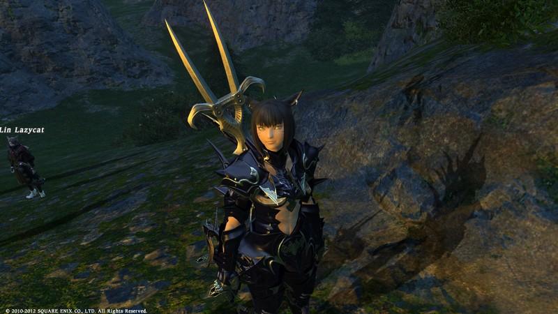 final fantasy realm reborn dragoon