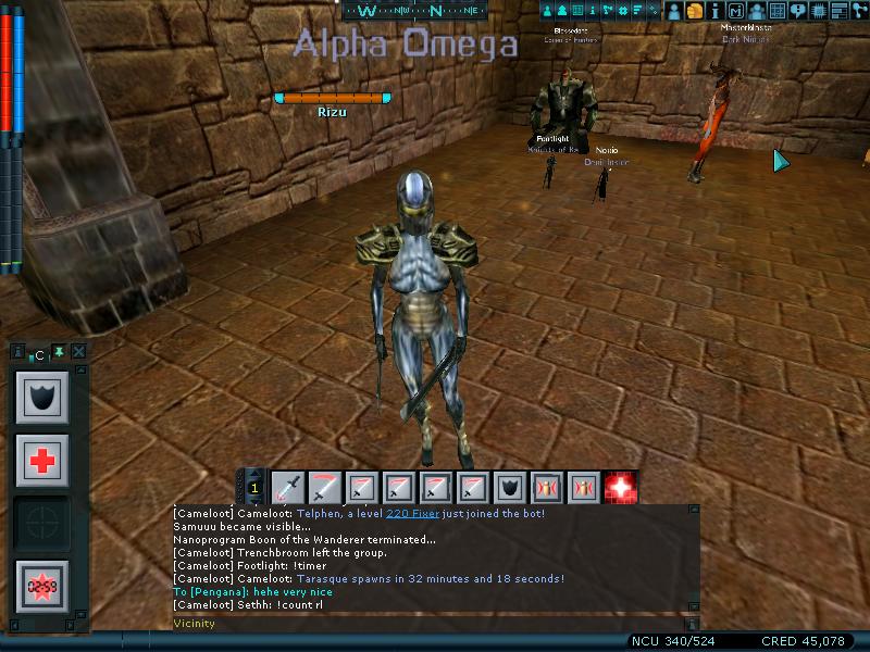 Pengana at Tara raid  - MMORPG com Galleries