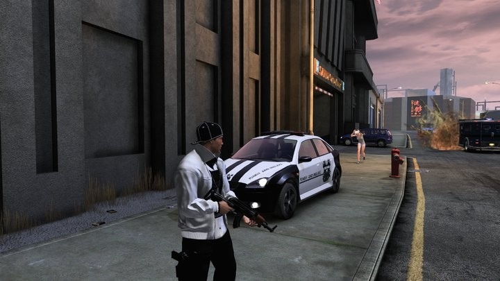 APB: Reloaded - Gang Police Unit