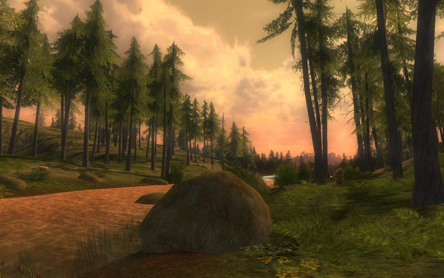 Lord of the Rings Online - Northern Shire
