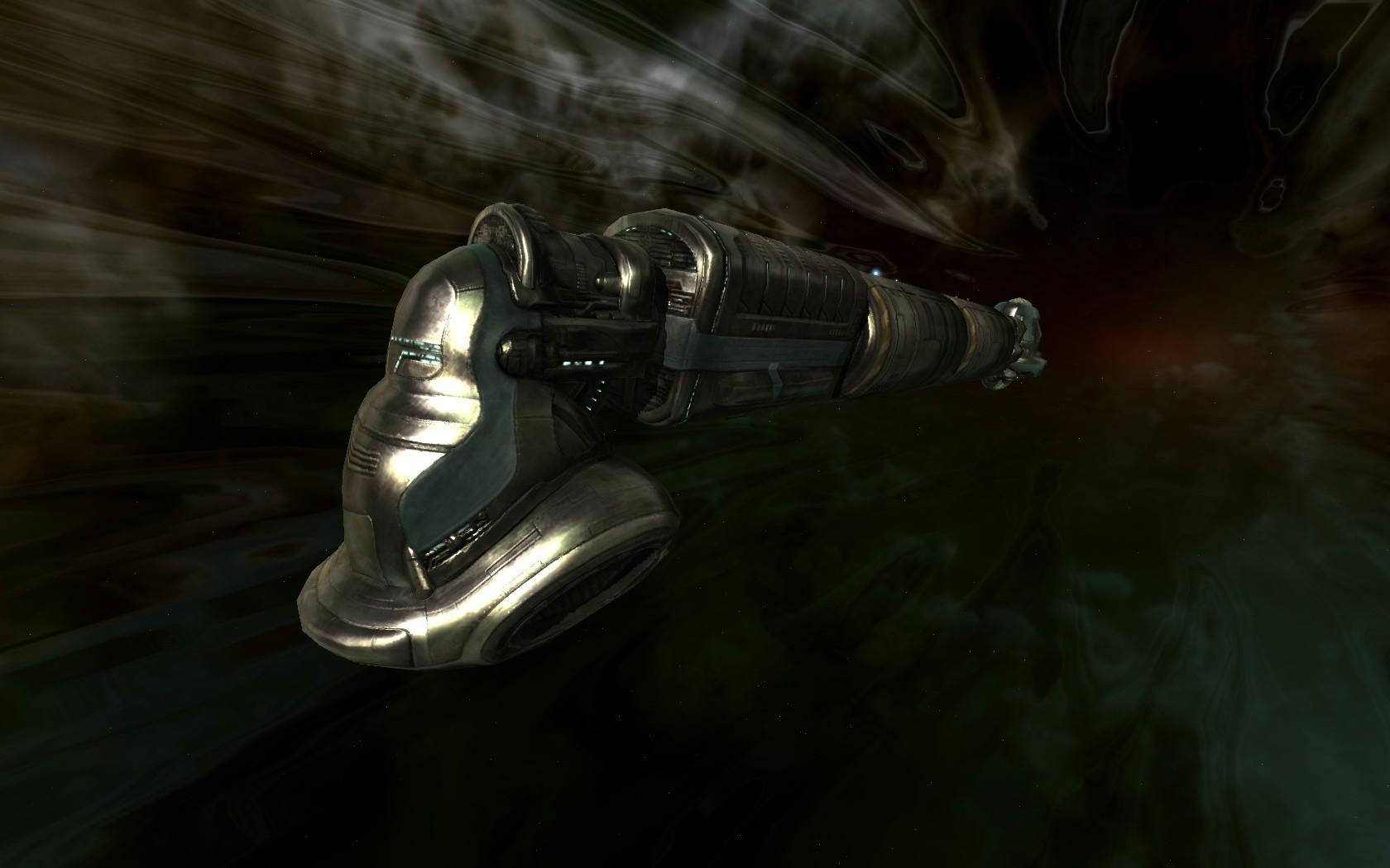 Iteron 3 in Warp - MMORPG com EVE Online Galleries