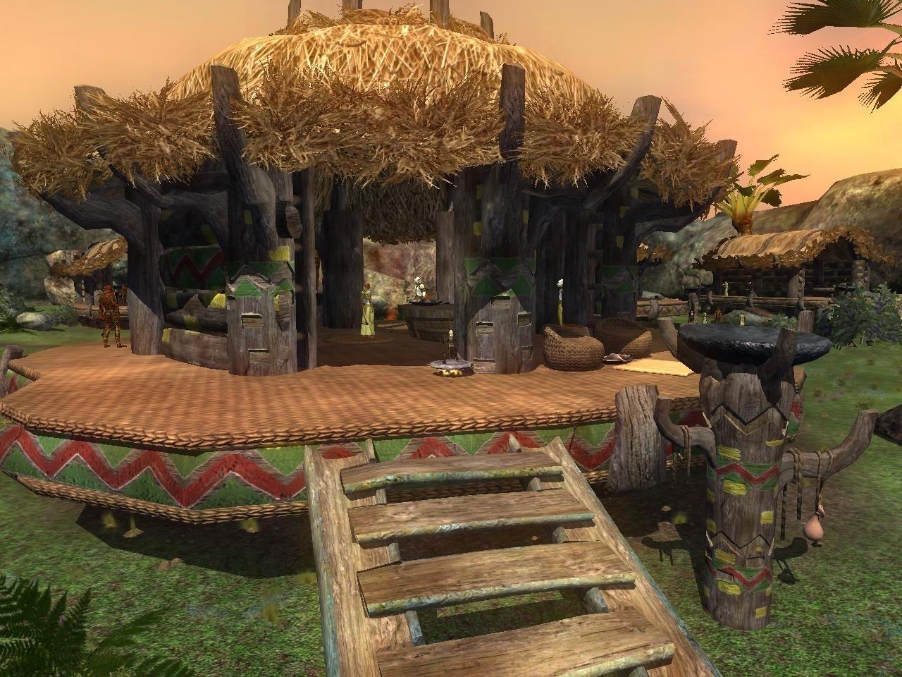 Kerra Isle - MMORPG com EverQuest II Galleries