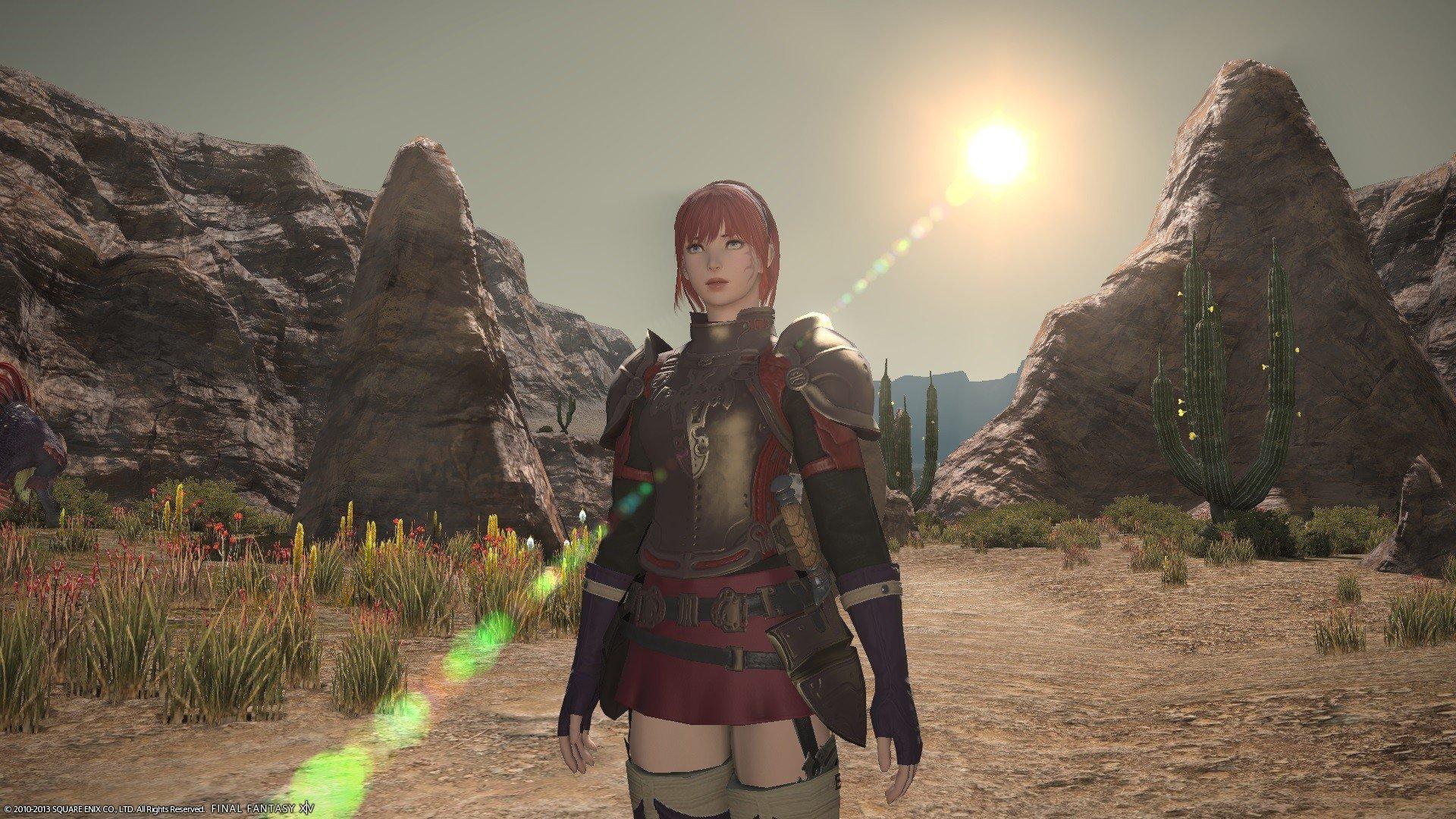 FFXIV Gladiator Ul'Dah - MMORPG.com Final Fantasy XIV ...