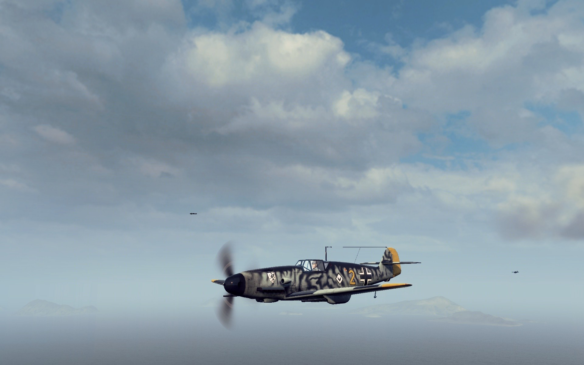 BF 109 F
