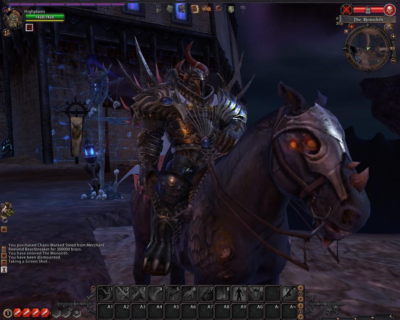 Highplains The Chosen Mmorpgcom Warhammer Online Age Of