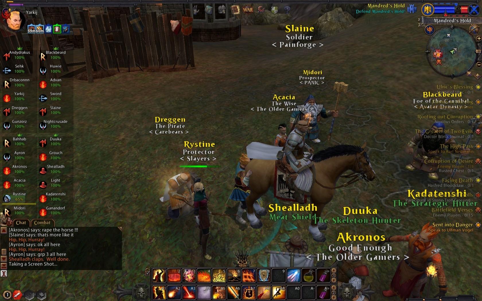 It Smells Gooooood Mmorpgcom Warhammer Online Age Of Reckoning