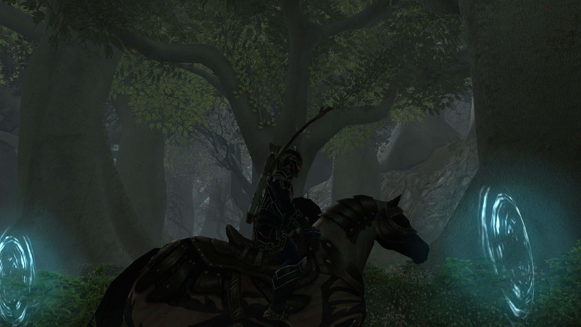 Lord of the Rings Online - Eryn Lasgalen LotRO