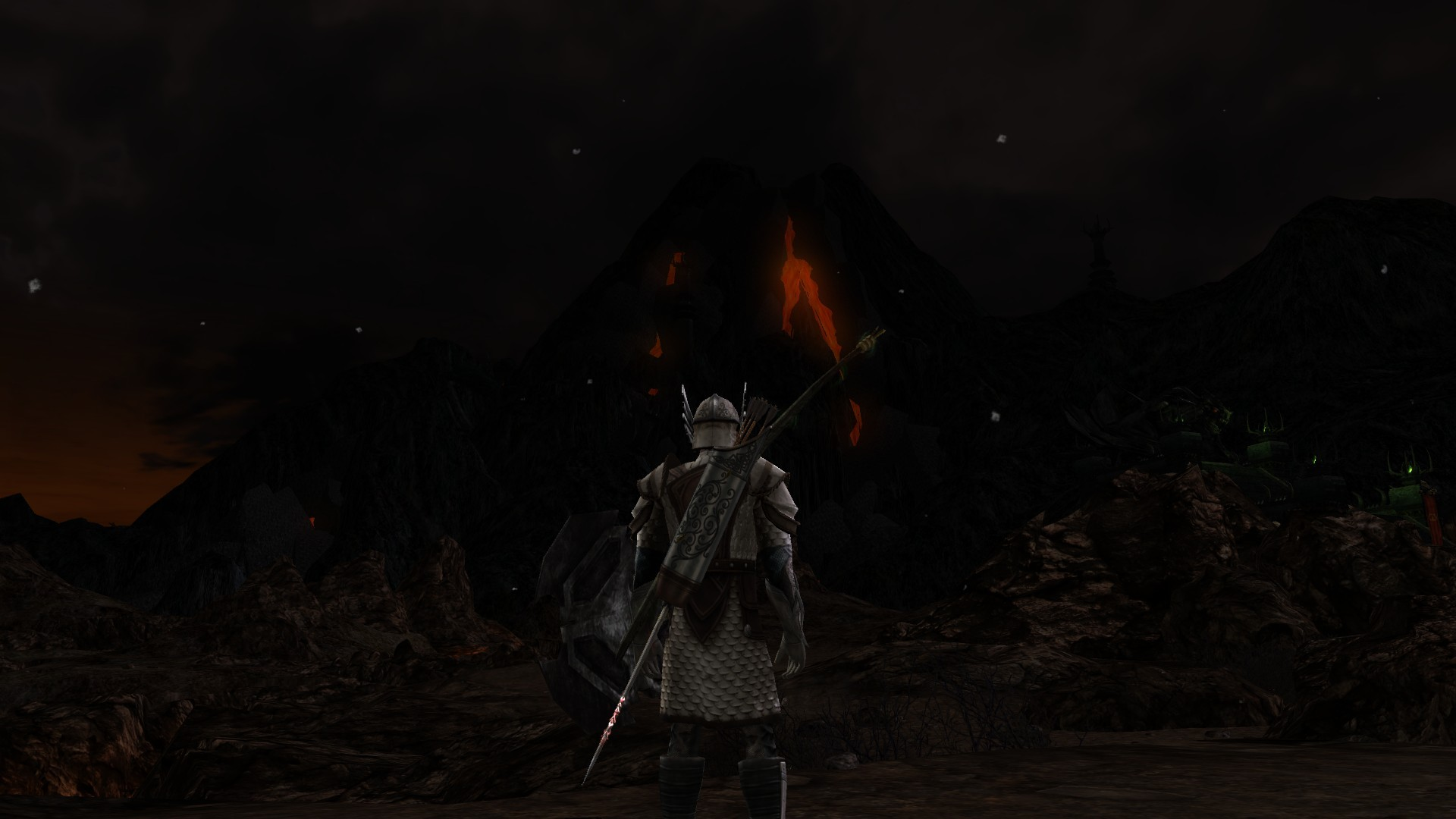 Lord of the Rings Online - Mt. Doom LotRO