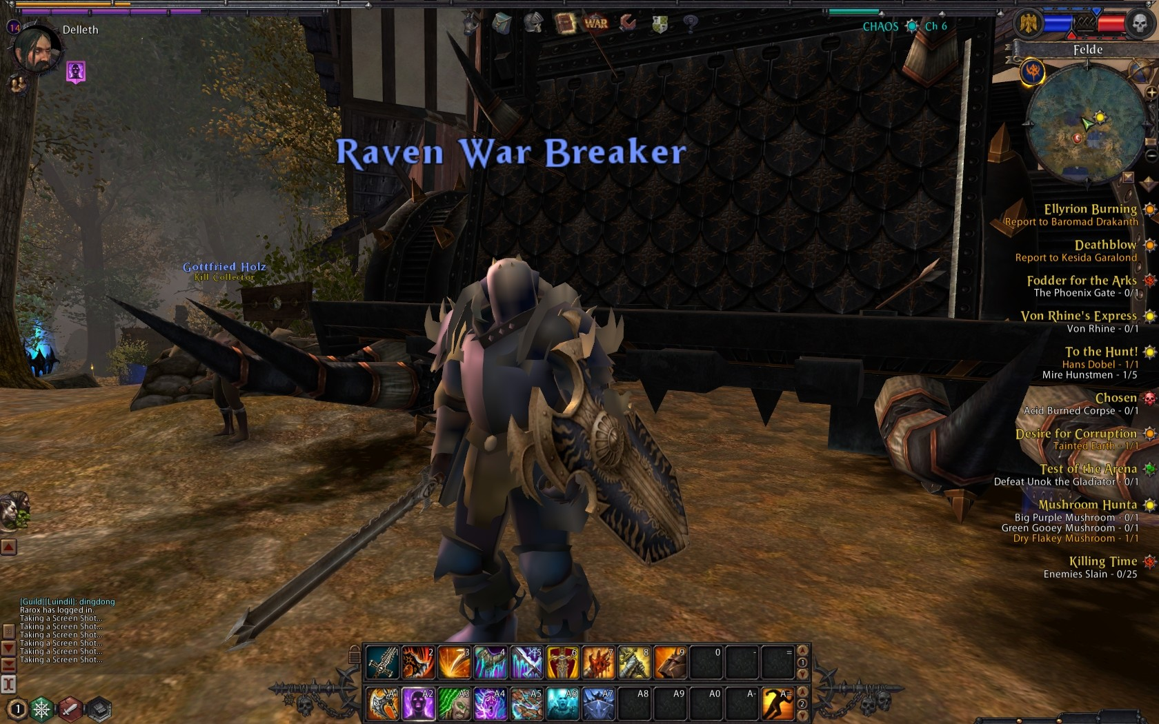 Mmorpgcom Warhammer Online Age Of Reckoning Galleries