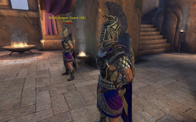 Conans Black Dragon Elite Guards Mmorpgcom Age Of Conan