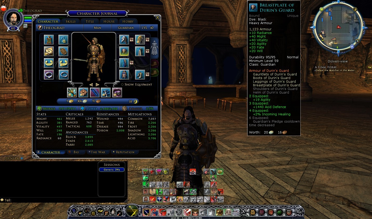 MMORPG com Lord of the Rings Online Galleries