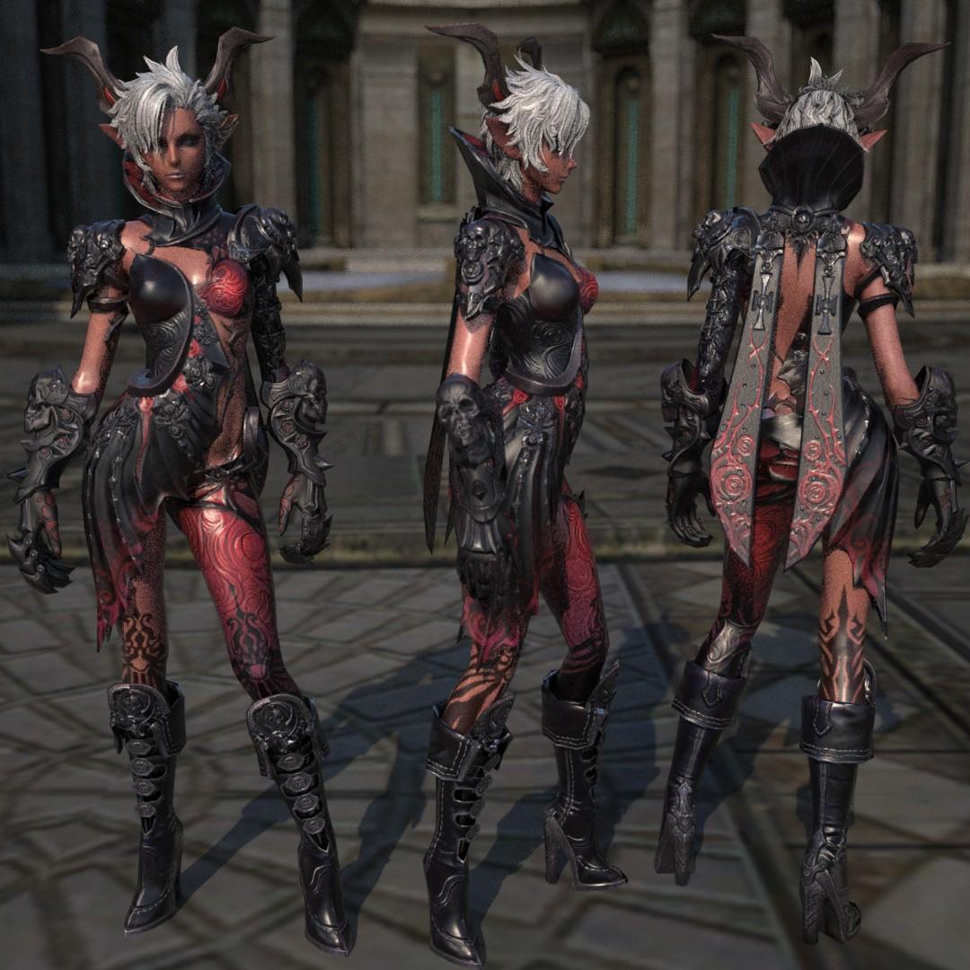 Castanic Warrior - MMORPG.com TERA Galleries