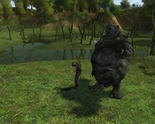 Lord of the Rings Online - The shire - Stone Troll