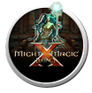 Might and Magic X: Legacy Logo