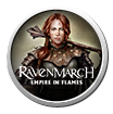 Ravenmarch: Empire in Flames Logo