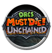 Orcs Must Die: Unchained Logo