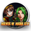 Agents of Aggro City Online Logo